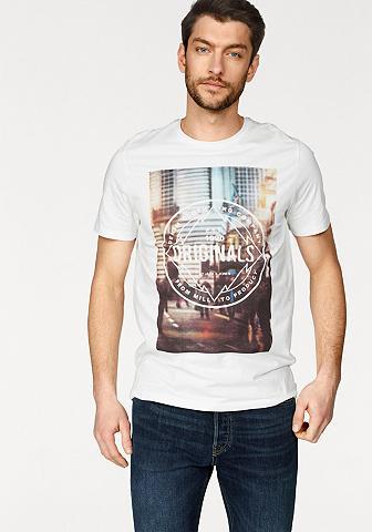 JACK & JONES Jack & Jones Marškinėliai »Jor gas man...
