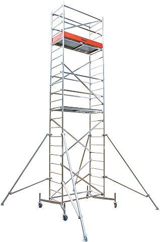 KRAUSE Pastolinės kopėčios ant ratukų »Clim T...
