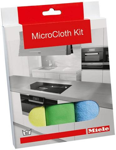 Miele »MicroCloth Kit GP MI S 0031 W« Mikrof...