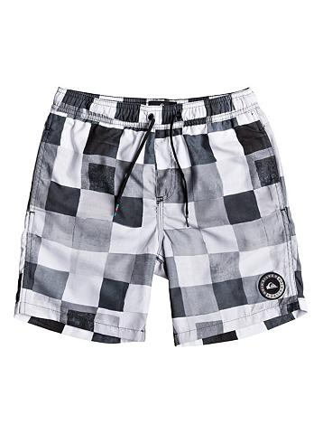QUIKSILVER Schwimmshorts »Resin Check 15«