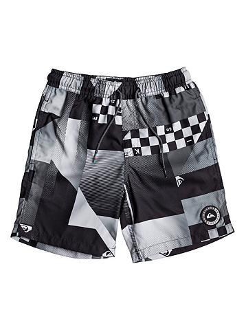 QUIKSILVER Schwimmshorts »Checker 15«
