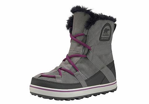 SOREL Žieminiai batai »Glacy Explorer Shorti...