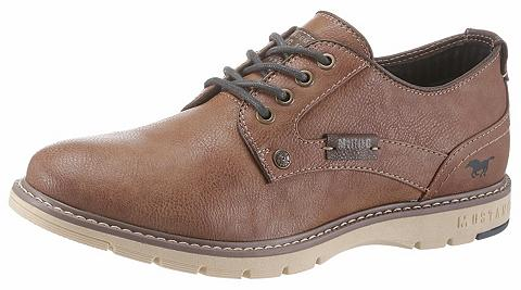 Mustang Shoes Suvarstomi batai su heller Ziernaht