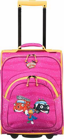 TRAVELITE Medžiaginis lagaminas ant ratukų su 2 ...