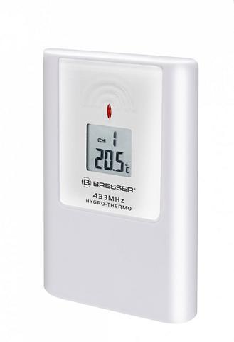 BRESSER Außensensor »Thermo-/Hygro-Sensor 3CH ...