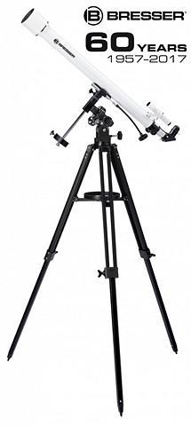 BRESSER Teleskop »Classic 60/900 EQ Linsentele...