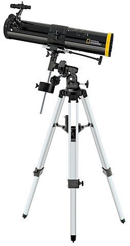 NATIONAL GEOGRAPHIC Teleskop »76/700 reflektorius Teleskop...
