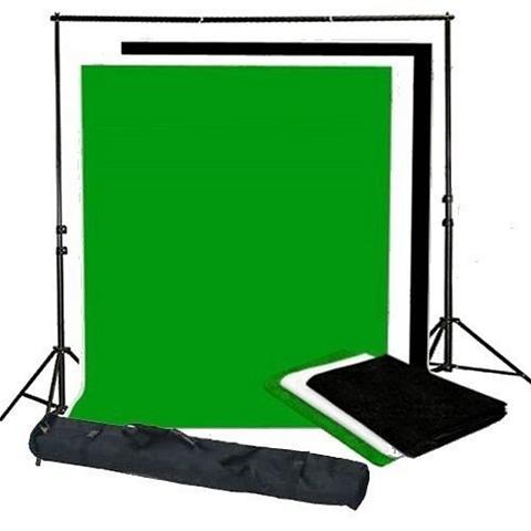 BRESSER Fotostudio »BR-BGS2 Hintergrundsystem ...