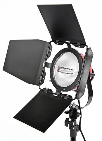 BRESSER Fotostudio »SG-800D Halogen-Studiolamp...