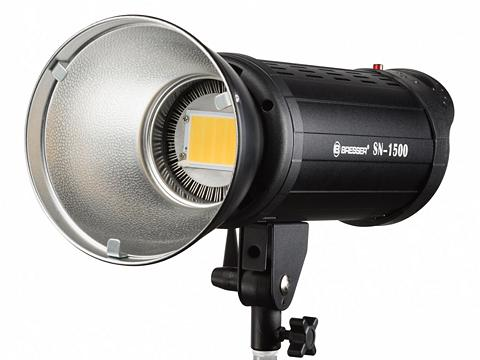 BRESSER Fotostudio »SN-1500 POWER LED Studiola...