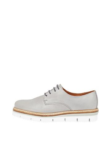 BIANCO Cleaved Lace-Up- Derby-Schuhe