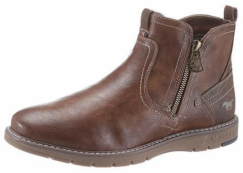 MUSTANG SHOES Baikerių stiliaus batai