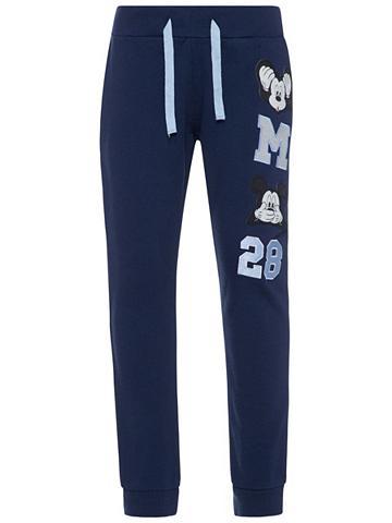 NAME IT Mickey Mouse Sportinio stiliaus kelnės...