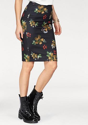 BRUNO BANANI Trikotažinis sijonas