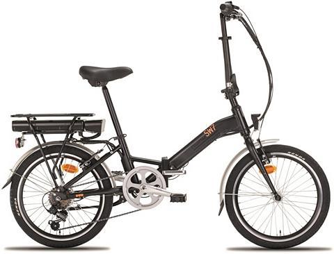 MONTANA Fahrräder Elektrinis dviratis »E-FOLDI...