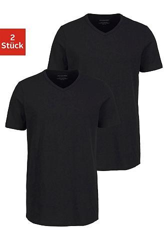 Jack & Jones Jack & Jones Marškinėliai »V-Neck« (2e...