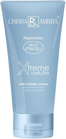 CHIARA AMBRA »Xtreme Cellulite« Anti-Cellulite-Pfle...