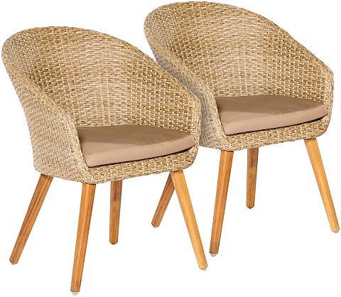 MERXX Poilsio kėdė »Arrone« (2 vnt. rinkinys...