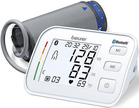 BEURER Oberarm-Blutdruckmessgerät BM 57 Bluet...