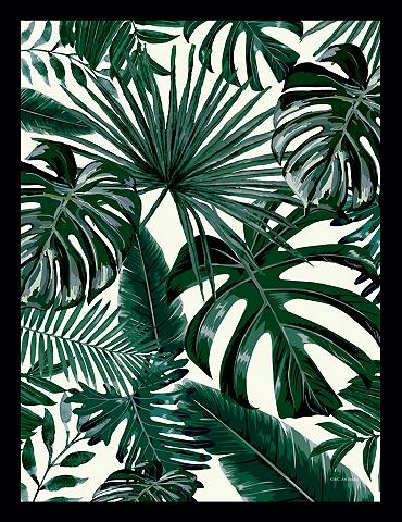 G&C G&C paveikslas »JUNGLE LEAVES«