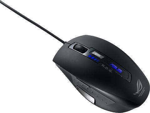 ASUS »GX850« Žaidimų pelė (kabelgebunden 50...