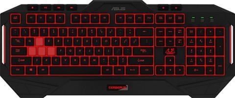 ASUS »Cerberus MK2 RGB(P)« Žaidimų klaviatū...