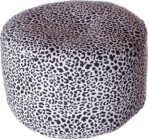 HOME AFFAIRE Pufas »Gepard« 47/34 cm