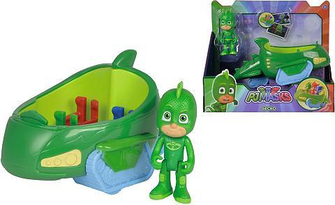SIMBA Žaislų rinkinys »PJ Masks Gecko su Gec...
