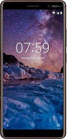 NOKIA 7 Plus Išmanusis telefonas (15 cm / 6 ...