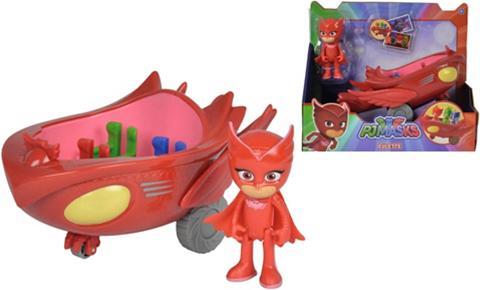 SIMBA Žaislų rinkinys »PJ Masks Eulette su E...