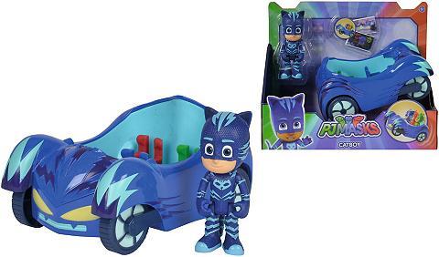 SIMBA Žaislų rinkinys »PJ Masks Catboy su Ka...