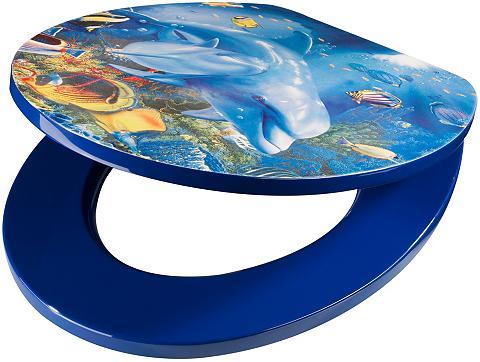 WC-dangtis »MDF Delfin« Toilettensitz ...