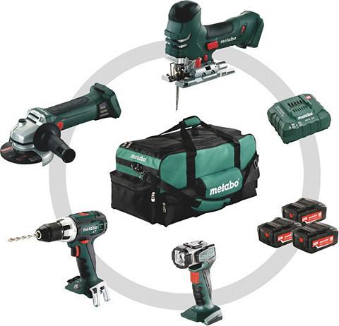 METABO Kombi-Set: Elektrinis įrankių rinkinys...