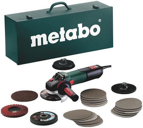 METABO Kampinis šlifuoklis »WEV 15-125 Quick ...