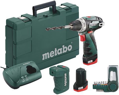 METABO Akumuliatorinis gręžtuvas »PowerMaxx B...