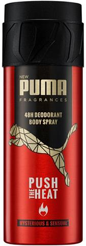 PUMA »Deo Push The Heat« Bodyspray