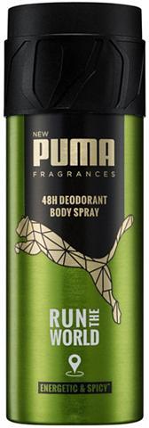 PUMA »Deo Run The World« Bodyspray