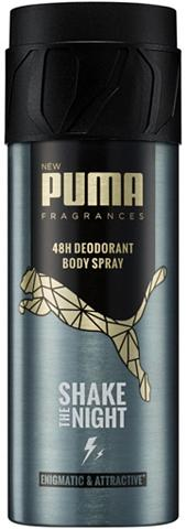 PUMA »Deo Shake The Night« Bodyspray