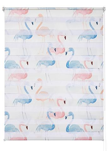 MY HOME Ritininė užuolaida »Flamingo« Lichtsch...
