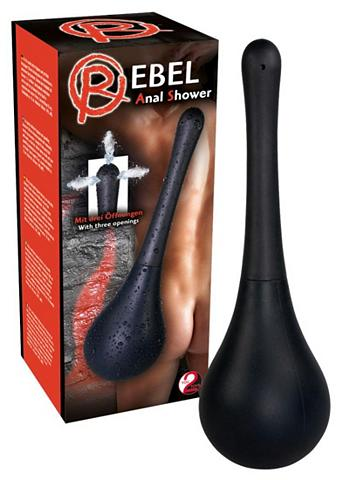 REBEL Analdusche Anal Shower Black Analdusch...