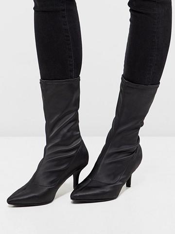 BIANCO Sock Ilgaauliai batai