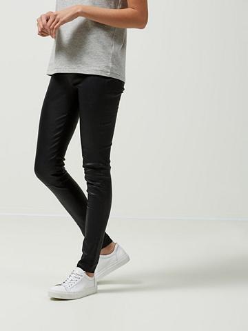 SELECTED FEMME Dehnbare Lamm- odinės kelnės