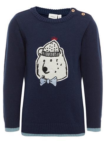 NAME IT Trikotažinis megztinis