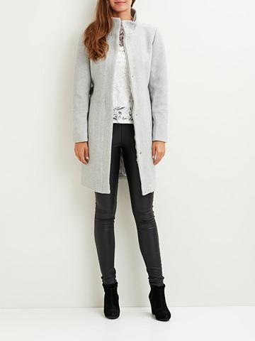 VILA Klasikinio stiliaus Woll paltas
