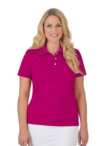 TRIGEMA Polo marškinėliai iš medvilnė