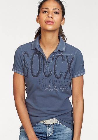 SOCCX Polo marškinėliai