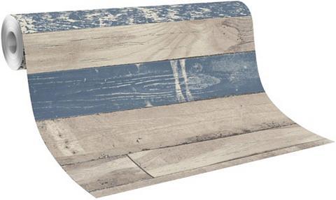 RASCH Tapetai »Sightseeing Holz«