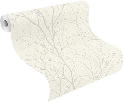 RASCH Tapetai »Sightseeing Zweige«