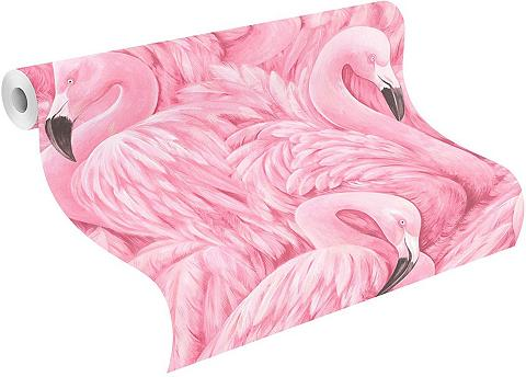 RASCH Tapete »Lucy in the Sky Flamingo«