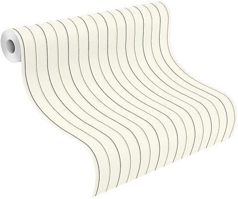 RASCH Tapete »Sightseeing Streifen Struktur«...